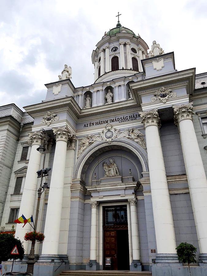 "Eduard Antal - orgă • Arad • Biserica romano-catolică ""Sfântul Anton de Padova"""
